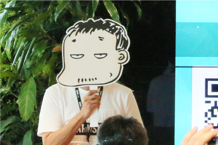 亀山 敬司 氏